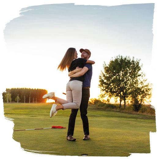Golfreisen für Singles
